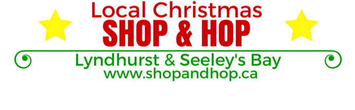 LOCAL CHRISTMAS SHOP & HOP